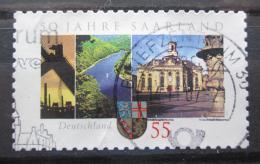 Poštovní známka Nìmecko 2007 Sársko Mi# 2595