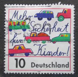 Poštovní známka Nìmecko 1997 Bezpeènost pro dìti Mi# 1954
