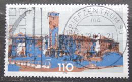 Poštovní známka Nìmecko 1998 Budova parlamentu Mi# 1977