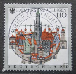 Poštovní známka Nìmecko 1998 Nordlingen Mi# 1965