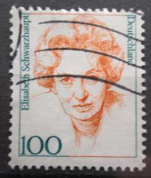 Poštovní známka Nìmecko 1997 Elisabeth Schwarzhaupt, politièka Mi# 1955