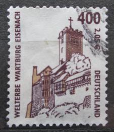 Poštovní známka Nìmecko 2001 Hrad Wartburg Mi# 2211 Kat 4€