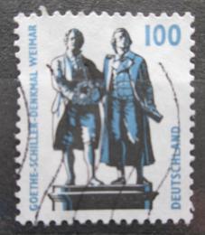 Poštovní známka Nìmecko 1997 Památník Goethe-Schiller Mi# 1934 A