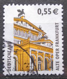 Poštovní známka Nìmecko 2002 Stará opera ve Frankfurtu Mi# 2300 A