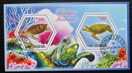 Poštovní známky Èad 2014 Želvy Mi# N/N