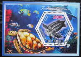 Poštovní známka Èad 2014 Želvy Mi# N/N