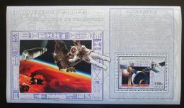 Poštovní známka Kongo Dem. 2006 Prùzkum vesmíru DELUXE Mi# N/N