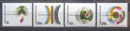 Poštovní známky Papua Nová Guinea 1968 Deklarace lidských práv Mi# 135-38