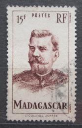 Poštovní známka Madagaskar 1946 Maršál Joffre Mi# 403