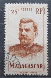 Poštovní známka Madagaskar 1946 Maršál Joffre Mi# 405