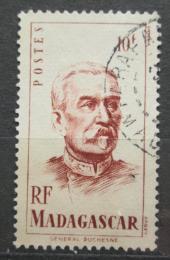 Poštovní známka Madagaskar 1946 Generál Duchesne Mi# 402