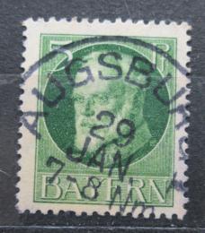 Poštovní známka Bavorsko 1916 Král Ludvík III. Mi# 112 A - zvìtšit obrázek