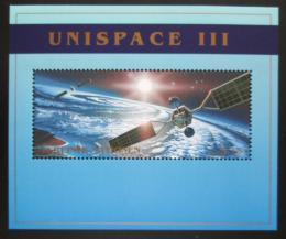Poštovní známky OSN Vídeò 1999 Prùzkum vesmíru Mi# Block 10