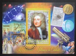 Poštovní známka Pobøeží Slonoviny 2013 Edmond Halley Mi# N/N