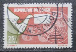Poštovní známka Kongo 1965 Pošta Mi# 61