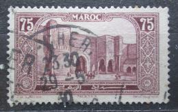 Poštovní známka Francouzské Maroko 1923 Bab-el-Mansour Mi# 67