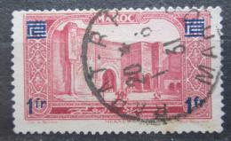 Poštovní známka Francouzské Maroko 1931 Bab-el-Mansour pøetisk Mi# 90
