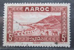 Poštovní známka Francouzské Maroko 1933 Agadir Mi# 96