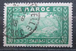 Poštovní známka Francouzské Maroko 1933 Moulay Idriss Mi# 101