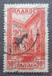 Poštovní známka Francouzské Maroko 1933 Attarin-Medresse Mi# 107