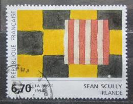 Poštovní známka Francie 1994 Umìní, Sean Scully Mi# 3004