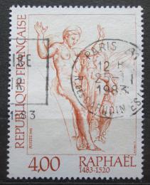 Poštovní známka Francie 1983 Umìní, Raffael Mi# 2390