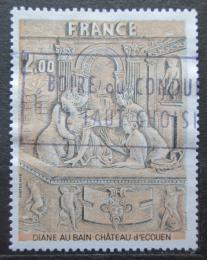 Poštovní známka Francie 1979 Umìní, Diana ve vanì Mi# 2167