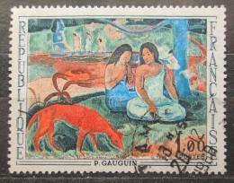 Poštovní známka Francie 1968 Umìní, Gauguin Mi# 1635