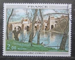 Poštovní známka Francie 1977 Umìní, Jean-Baptiste Camille Corot Mi# 2012