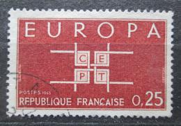 Poštovní známka Francie 1963 Evropa CEPT Mi# 1450