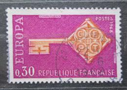 Poštovní známka Francie 1968 Evropa CEPT Mi# 1621