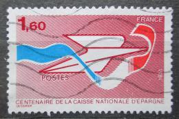 Poštovní známka Francie 1981 Poštovní spoøitelna, 100. výroèí Mi# 2283