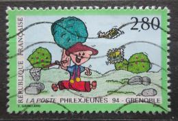 Poštovní známka Francie 1994 Výstava PHILEXJEUNES Mi# 3020