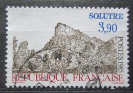 Poštovní známka Francie 1985 Solutré Mi# 2518