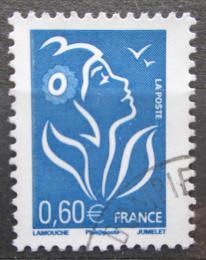 Poštovní známka Francie 2006 Marianne Mi# 4158