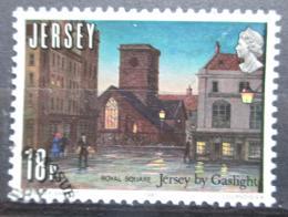 Poštovní známka Jersey 1981 Osvìtlení ulic Mi# 259