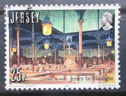 Poštovní známka Jersey 1981 Osvìtlení ulic Mi# 261