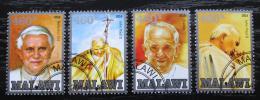 Poštovní známky Malawi 2014 Kanonizace papežù Mi# N/N