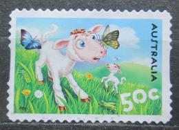 Poštovní známka Austrálie 2005 Oveèka Mi# 2499