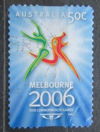 Poštovní známka Austrálie 2006 Hry Commonwealthu Mi# 2509 BA