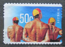 Poštovní známka Austrálie 2007 Záchranáøi Mi# 2795