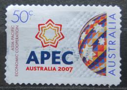 Poštovní známka Austrálie 2007 Konference APEC Mi# 2873