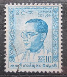 Poštovní známka Cejlon 1963 Premiér Bandaranaike Mi# 324