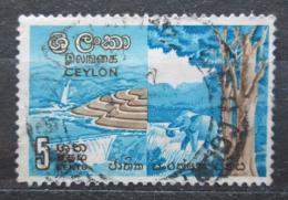 Poštovní známka Cejlon 1963 Ochrana pøírody Mi# 325