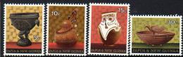 Poštovní známky Papua Nová Guinea 1970 Lidové umìní Mi# 189-92