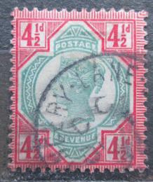 Poštovní známka Velká Británie 1892 Královna Viktorie Mi# 92 Kat 35€