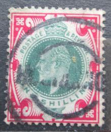 Poštovní známka Velká Británie 1902 Král Edward VII. Mi# 114 A Kat 18€