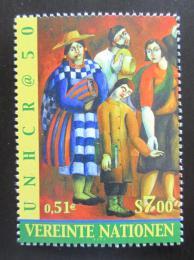 Poštovní známka OSN Vídeò 2000 Uprchlíci Mi# 325
