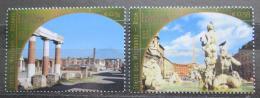 Poštovní známky OSN Vídeò 2002 Dìdictví UNESCO v Itálii Mi# 371-72