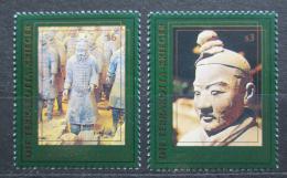 Poštovní známky OSN Vídeò 1997 Dìdictví UNESCO Mi# 238-39